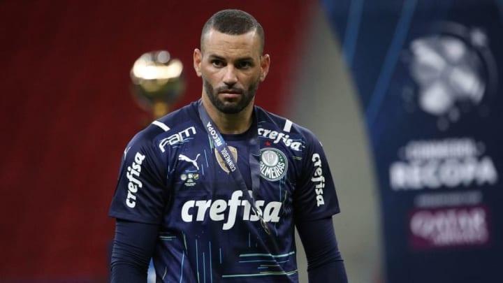 Defensa y Justicia Palmeiras Libertadores Weverton