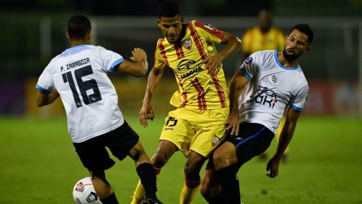 Aragua Grêmio Sul-Americana
