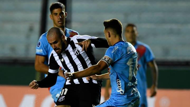 Ceará e Arsenal de Sarandí se enfrentam pela quarta rodada da Conmebol Sul-Americana.