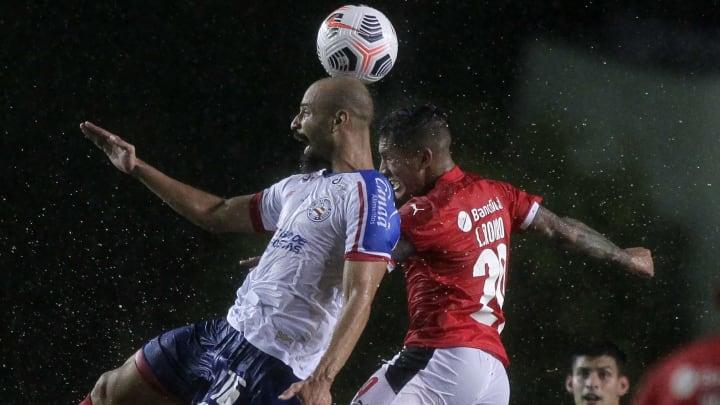 Thaciano é um dos destaques do Bahia na temporada