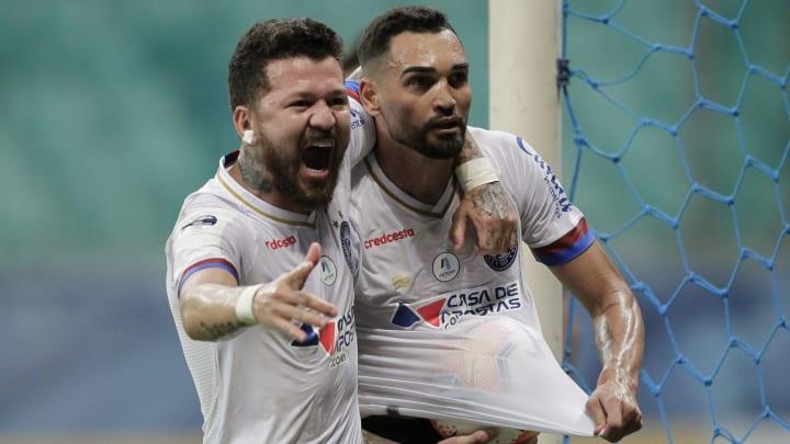 Bahia e Santos se enfrentam pela 1ª rodada do Campeonato Brasileiro.