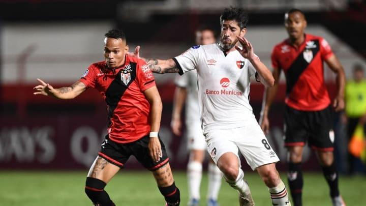 Atlético-GO Dragão Newell's Old Boys Copa Sul-Americana