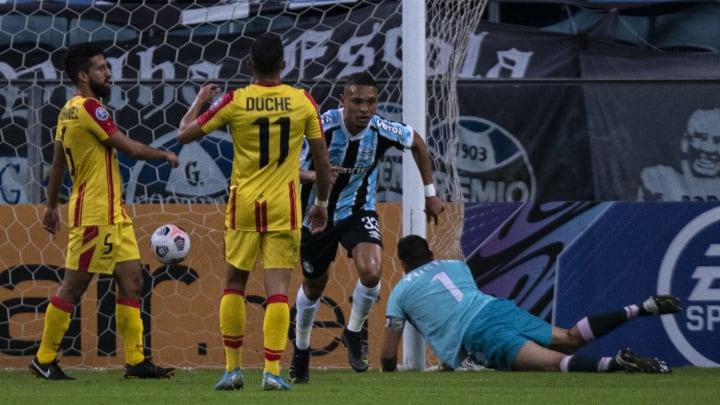 Aragua e Grêmio se enfrentam pela 5ª rodada do Grupo H da Conmebol Sul-Americana.