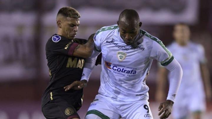 Diego Herazo tuvo la mejor temporada de su carrera y registró 11 goles con Equidad la temporada pasada
