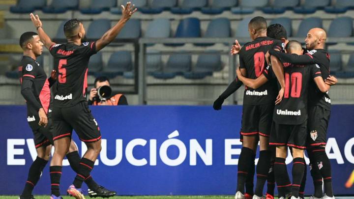 Atlético-GO Brasileiro Santos