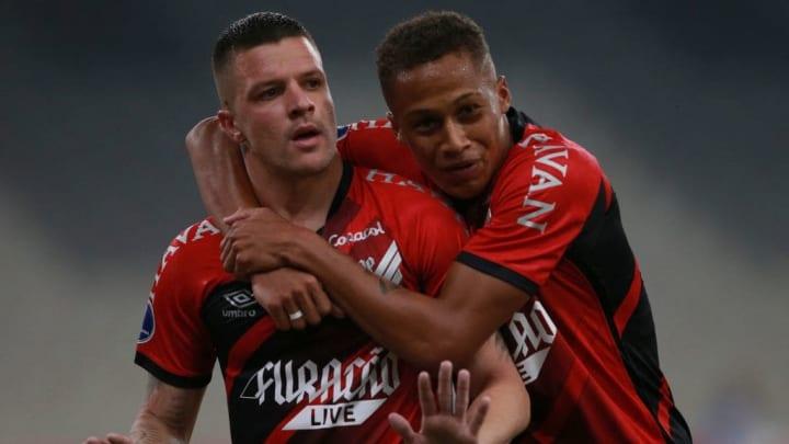 Athletico-PR Copa Brasil Santos