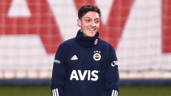 Mesut Ozil has moved to Fenerbahce