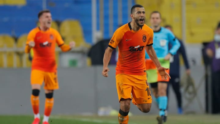 Younès Belhanda revient à Montpellier 7 ans après son départ.