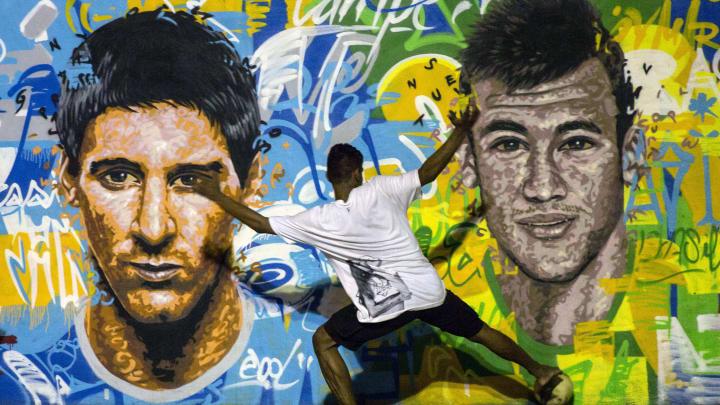 Brasil x Argentina dificilmente perderá primeira posição do ranking