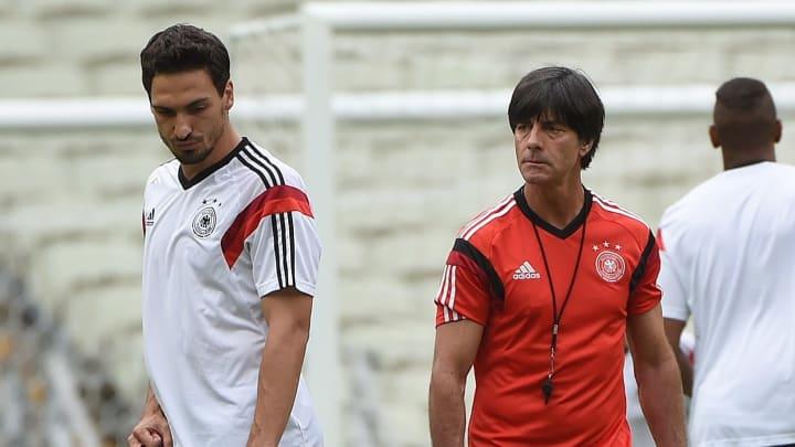 Mats Hummels steht vor der Rückkehr ins DFB-Team