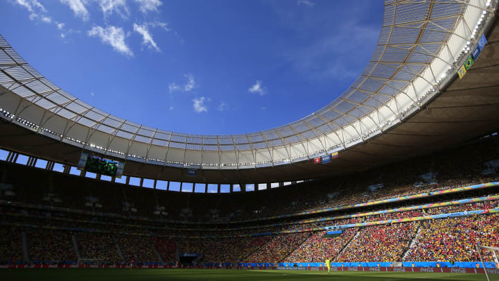 Mané Garrincha Brasília Sul-Americana 2022