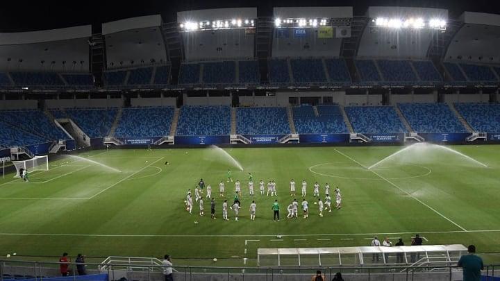 Arena das Dunas Copa Brasil Flamengo ABC