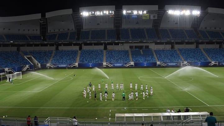 Arena Dunas Copa Brasil América Cruzeiro