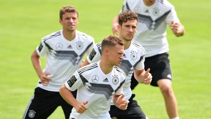 Kimmich, Goretzka und Müller sollten im DFB-Team eine feste Größe sein