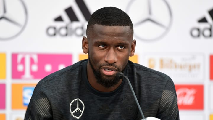 Rudiger was speaking while on international duty with Germany