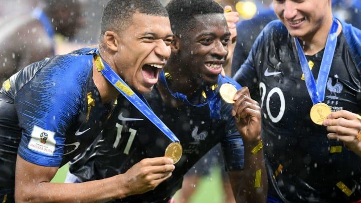 2018 World Cup Winner S Medal Sells For Huge Money Alongside Ronaldo S Boots Maradona S Shirt At Auction