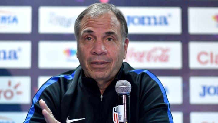Former USMNT head coach Bruce Arena comments on the recent Weston McKennie scandal