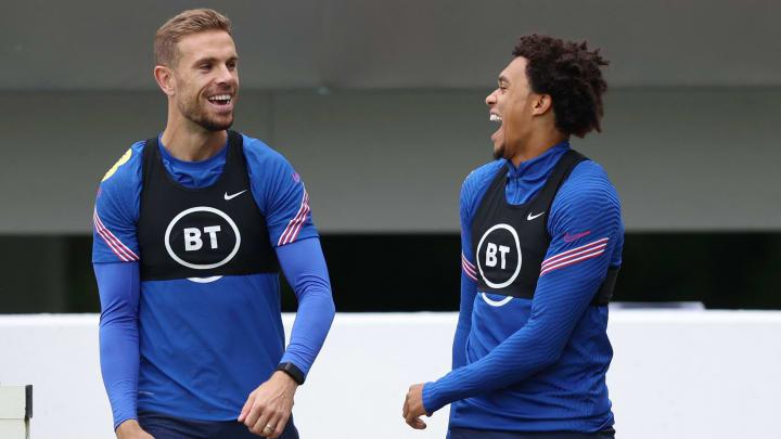 England are preparing to take on Andorra