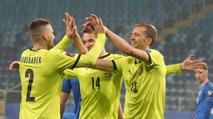The Czech Republic have their work cut out for them at Euro 2020