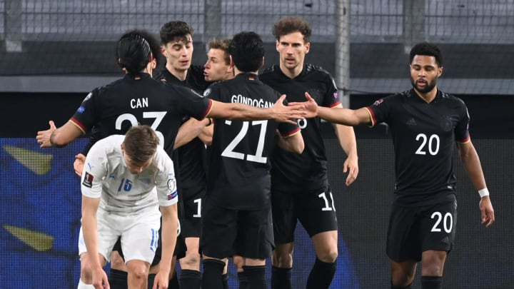 Dfb Team Defeated Iceland 3 0 Historic Dream Start Quickly Ensures Clear Conditions Ruetir