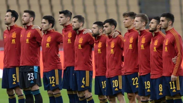 İspanya milli takımı