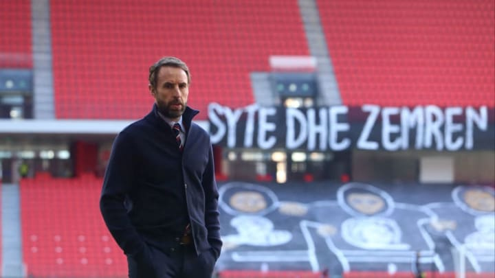 Gareth Southgate asked England players to use less social media