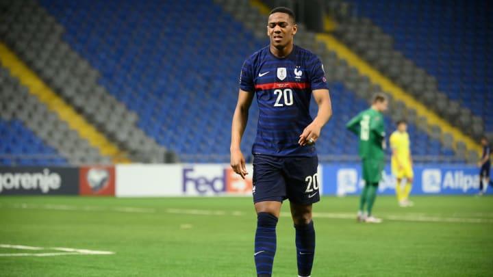 Martial pourrait être de retour pour jouer l'Euro