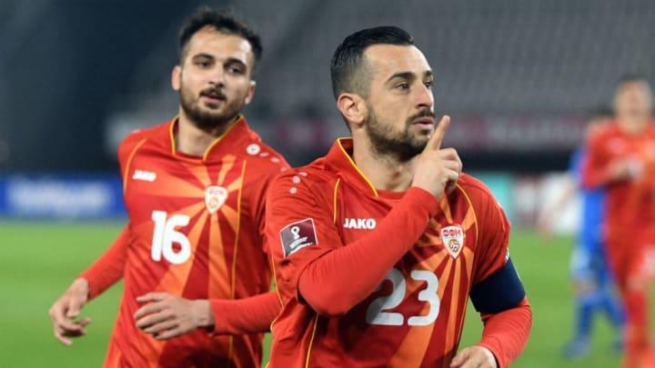Macedônia Liechtenstein Copa do Mundo Eliminatórias