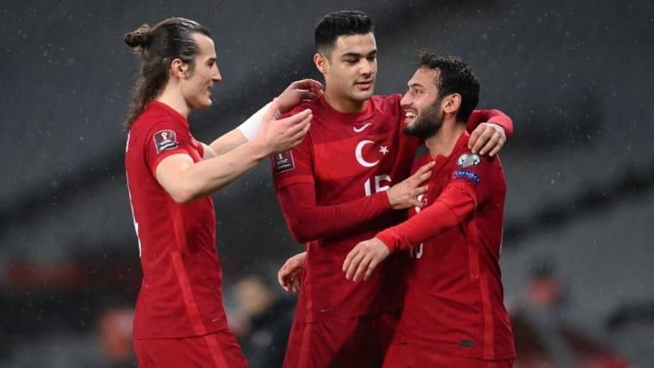 Seleção Turca Eurocopa Grupo A