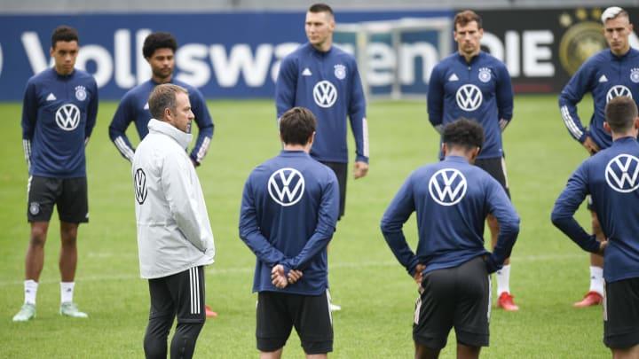 Der Einstand als Bundestrainer wird für Hansi Flick sehr wichtig sein