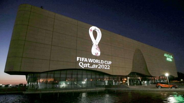 Qatar World Cup 2022 logo