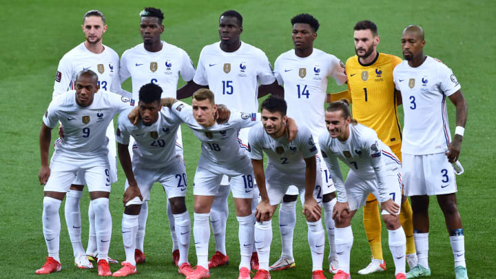 There should be some change in the lineup as France host Finland