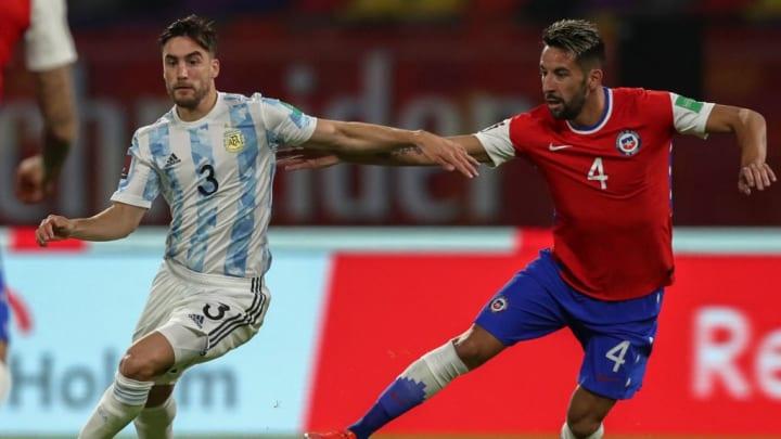 Chile Eliminatórias Copa América