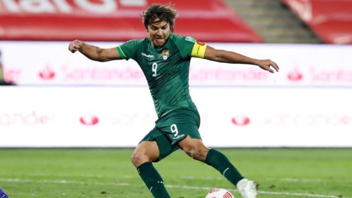 Marcelo Moreno Seleção Bolívia Copa América