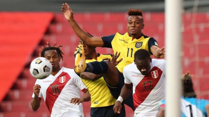 Equador Peru Copa América