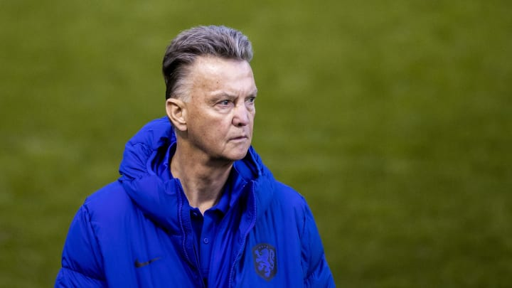 Louis van Gaal muss mit der Niederlande gegen Lettland ran