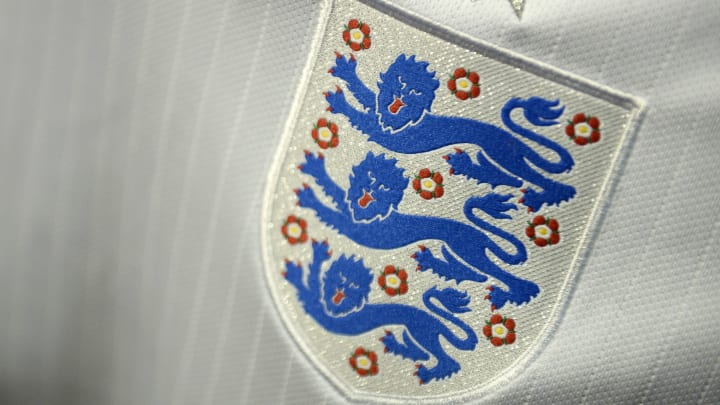 England have released a new badge