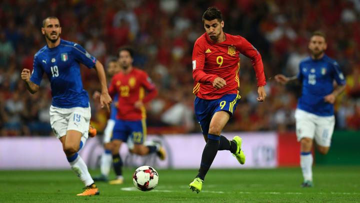 Uma semifinal histórica de Euro: renascendo na Europa, Itália e Espanha disputam vaga na final da Eurocopa.