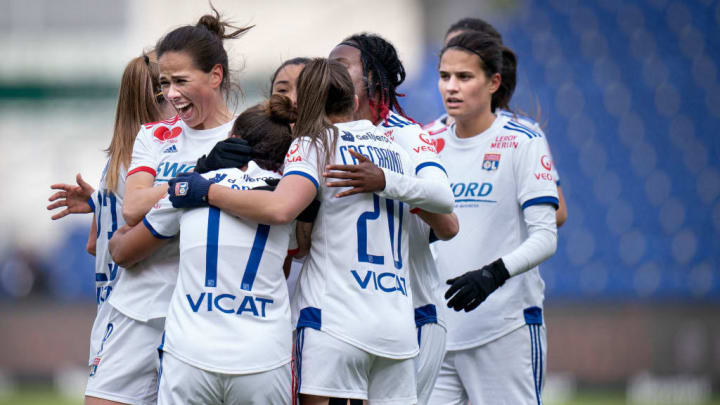Lyon, Champions Feminina