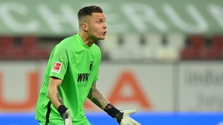 Rafal Gikiewicz verlängert vorzeitig beim FC Augsburg