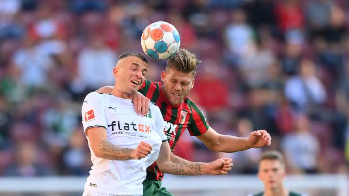 Gladbach verliert mal wieder in Augsburg: Die Spieler der Borussia in der Einzelkritik