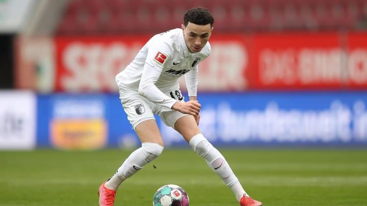FC Sevilla hat Ruben Vargas auf dem Zettel