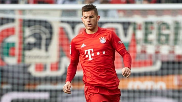 Lucas Hernandez soll vom FC Bayern bei einem möglichen Tauschdeal angeboten worden sein