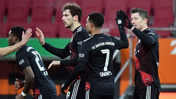 Die Bayern starten eigentlich immer gut in die Rückrunde