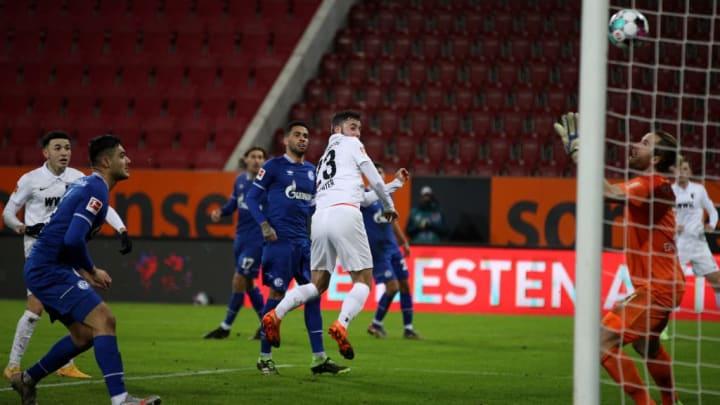 Richter trifft gegen Schalke