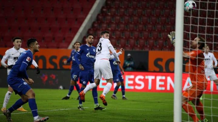 Marco Richter erzielte gegen Schalke vor wenigen Wochen den 2:2-Ausgleichstreffer