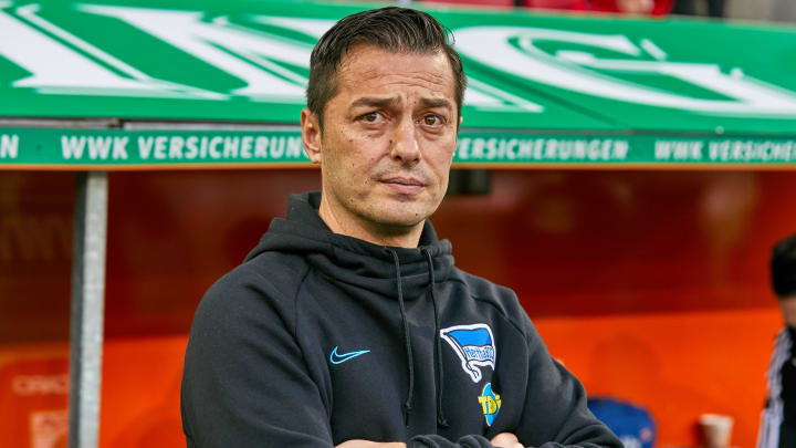 Ante Covic ist ein Thema bei Mainz 05