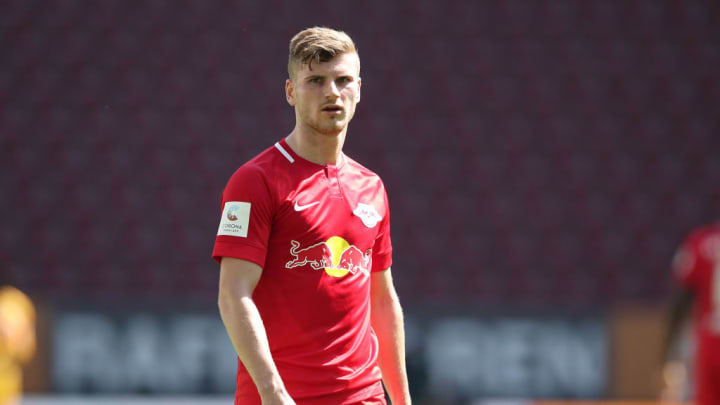 Timo Werner's move to Chelsea has already been confirmed