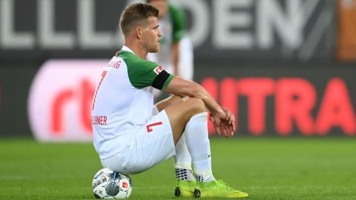 Florian Niederlechner mit einer präzisen Spielanalyse