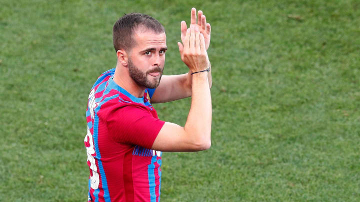Verabschiedet sich Miralem Pjanić doch noch von Barça?